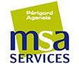 MSA Services Périgord Agenais Logo